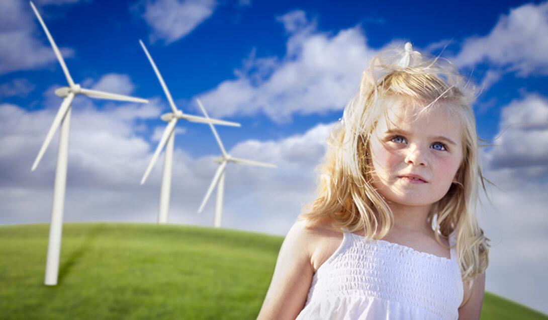 Inwestycja w odnawialne źródła energii elektrycznej.